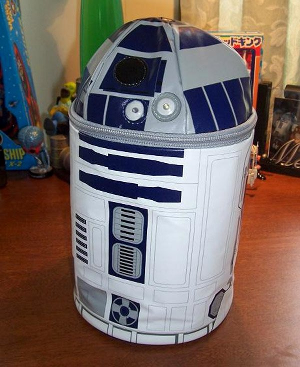 r2 d2 lunch bag