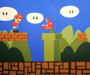 The Real Paper Mario