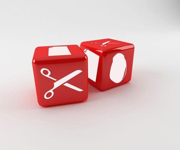 Rock Paper Scissors Dice Would Make D&D Games Much Simpler