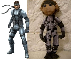 Metal Gear Solid Snake: Poppet Edition