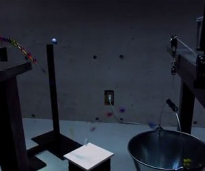 Sony S1 and S2 Tablets Get the Rube Goldberg Treatment
