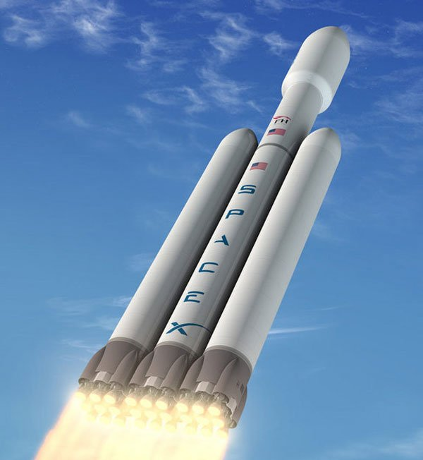 spacex fh
