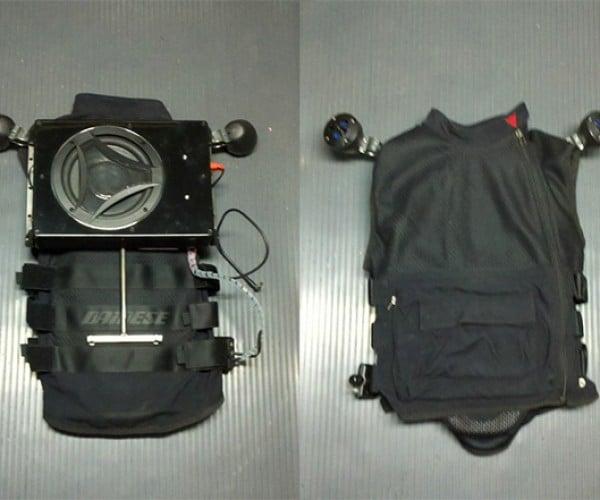 Speaker Vest: Wearable Sound System