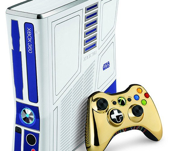Star Wars Xbox 360 Slim: These Aren't the Consoles You're Looking For (Actually, They Are)