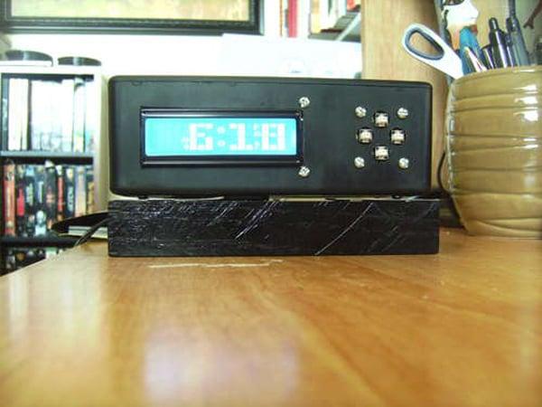 tetris alarm clock by nolte 919