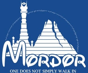 The Happiest Place in Middle Earth