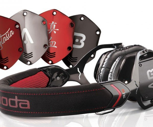 V-Moda Goes Vamp with the V-80 True Blood Headphones