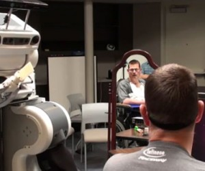 Willow Garage Studies Ways to Help the Disabled Using its PR2 Robot