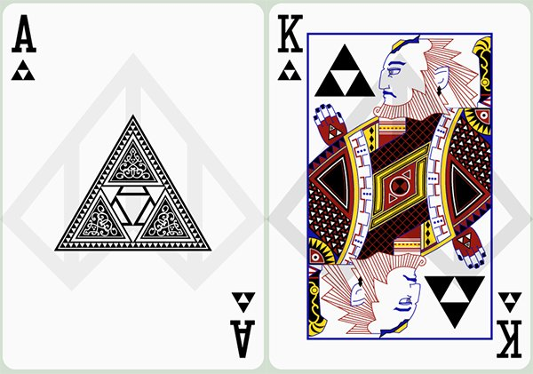 zelda playing cards by nelde 2