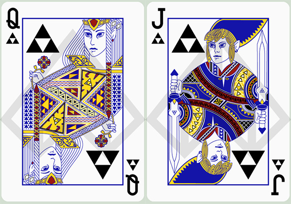 zelda playing cards by nelde 3