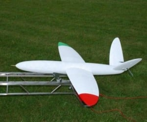 First 3D Printed Plane: Future of Drones and UAVs?