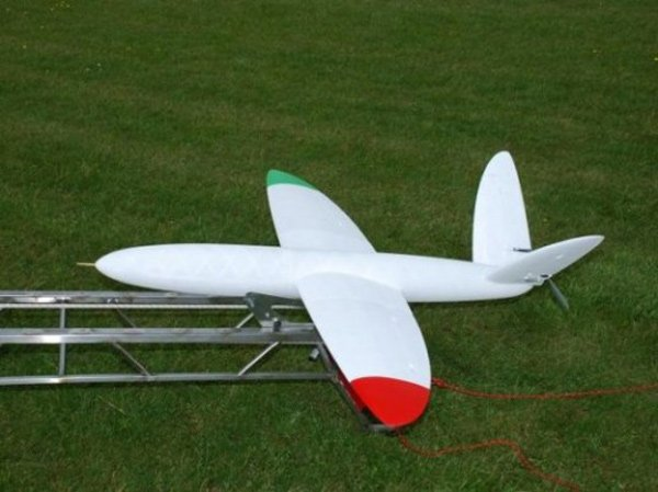 3d printed plane university southampton uk future