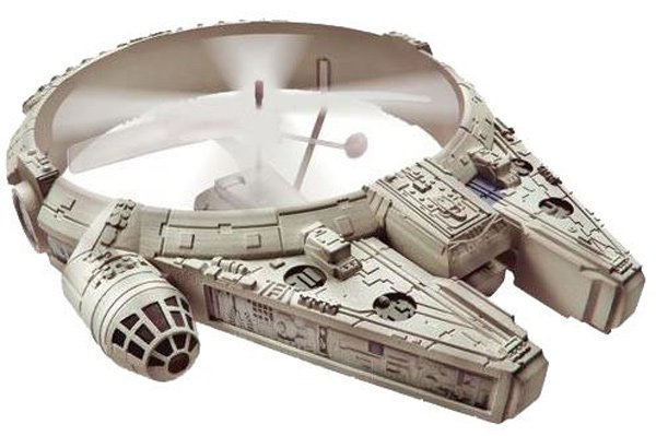 rc millennium falcon hasbro speed stars