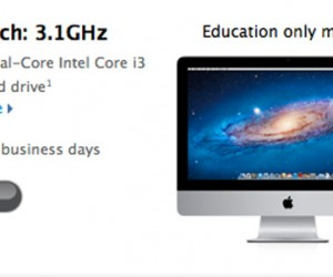 Education iMac Drops Below $1,000: Will You Get One?
