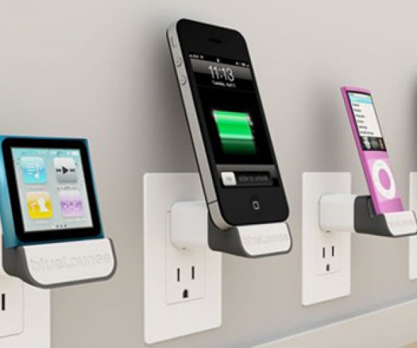Bluelounge MiniDock: Turns Any Socket into a Dock
