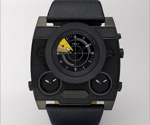 Diesel SBA Black Out Watch: Perfect to Take on Your U-Boat