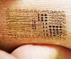 EES Packs Circuits Onto Skin: Beginning of the Modern Cyborg