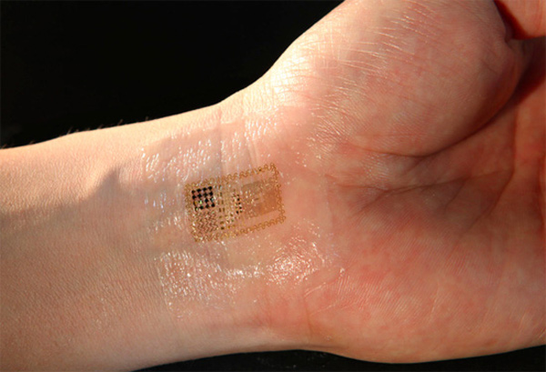 ees john rogers skin circuits tattoo led science