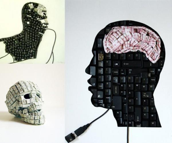 Maurice Mbikayi's Keyboard Anatomy