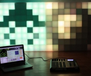 PixelInvaders LED Panels: All Your Pixels Are Belong to Us