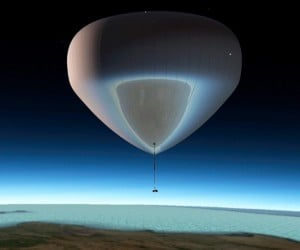 Bloon Balloon: A New Way to Get Into Orbit