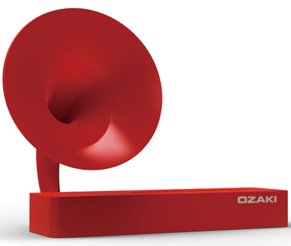 ozaki isuppli gramo charger speaker dock iphone ipod