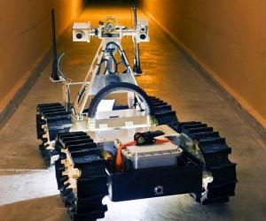 Gemini-Scout Robot: Miner 2049er