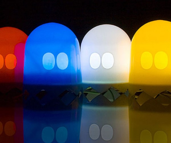 Brando Pac-Man Ghost Lamps: But Where are Pinky, Inky and Clyde?