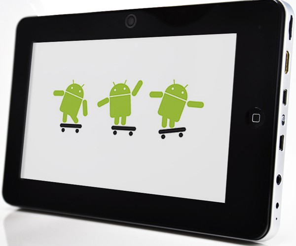 Marvel Digital Mercury: Cheap Android Tablet, Still More Expensive than HP TouchPad