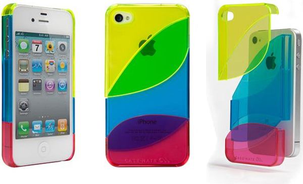 case mate colorways iphone 4 colorful