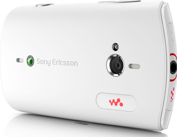 sony ericsson live with walkman audio smartphone sharing