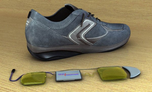 instep nanopower uw madison power generating shoes