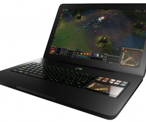 Razer Blade Gaming Laptop: Not the First Gaming Laptop, But it Sure Looks Impressive