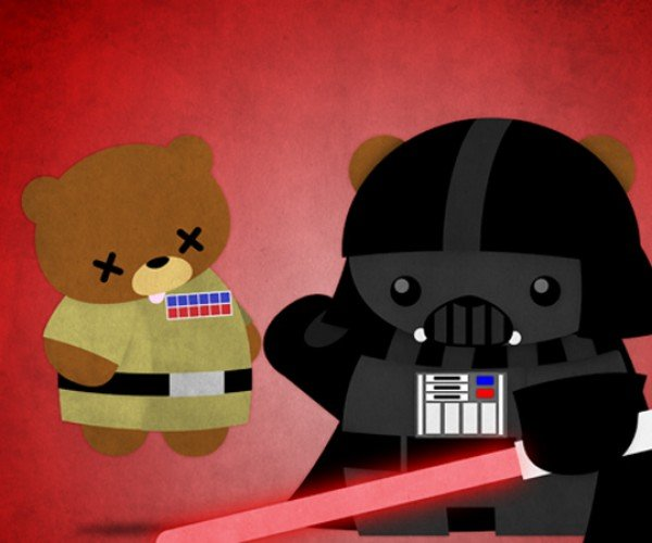 Cuddly Bear Superheroes and Star Wars: Bears Everywhere!