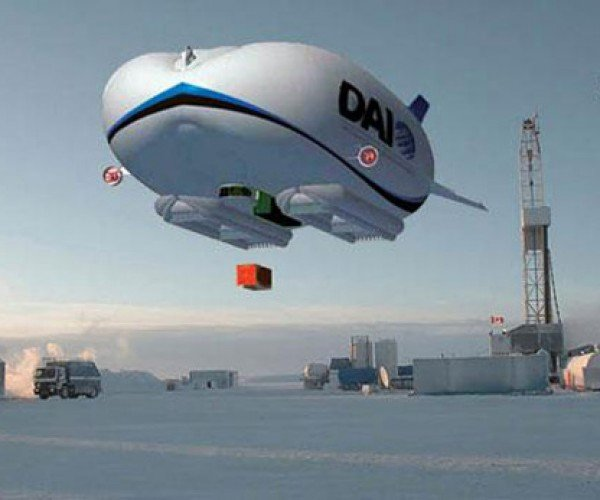 New Airships to Hit Canada: A Bit of Fringe Up North