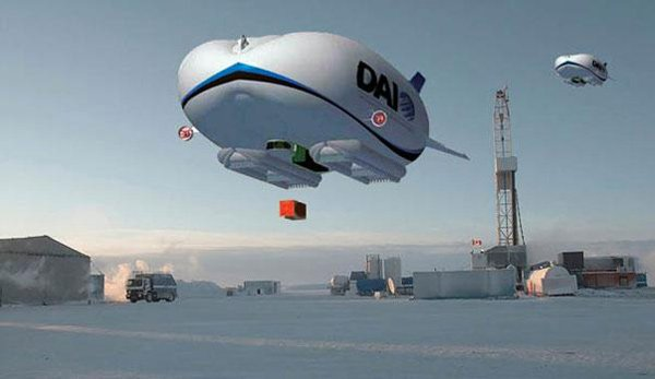 discovery air innovations hybrid vehicles airship canada transport