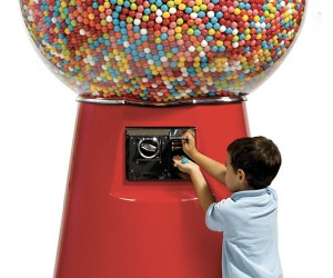 14,450 Gumball Machine: No Coins Needed. Just Thousands of Dollars.