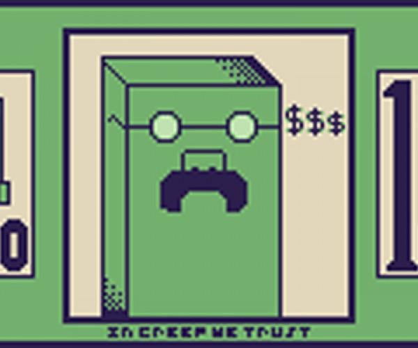 minecraft creeper pixel banknote by harrisonk