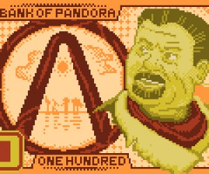 5 borderlands pixel banknote by shadyleaf 300x250
