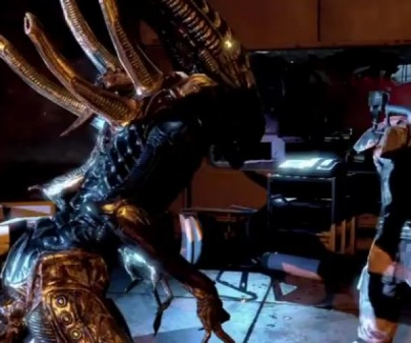 Aliens: Colonial Marines Trailer Has Plenty of Alien vs. Marine Action