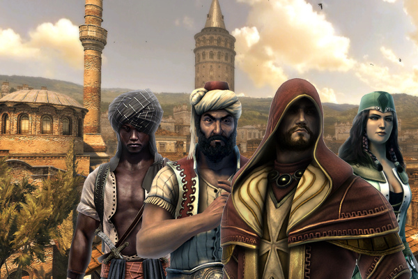 Assassin's Creed Revelation Beta Comes to Playstation Plus on September 3rd