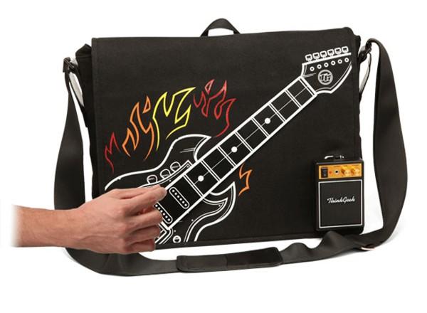 Electronic Rock Guitar Bag Jpg