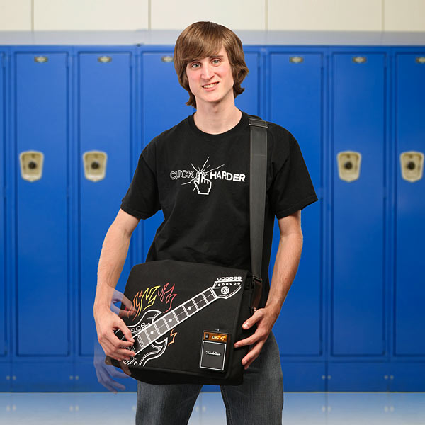 Electronic Rock Guitar Bag1 Jpg