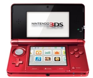 Flame Red Nintendo 3DS Arriving on September 9th