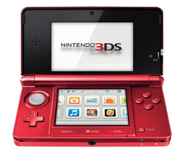 Nintendo 3DS Passes 4 Million Sales in the US