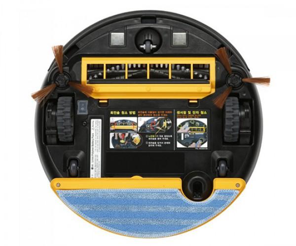 LG Roboking Triple Eye VR6180VMNC vacuum cleaner remote camera 5