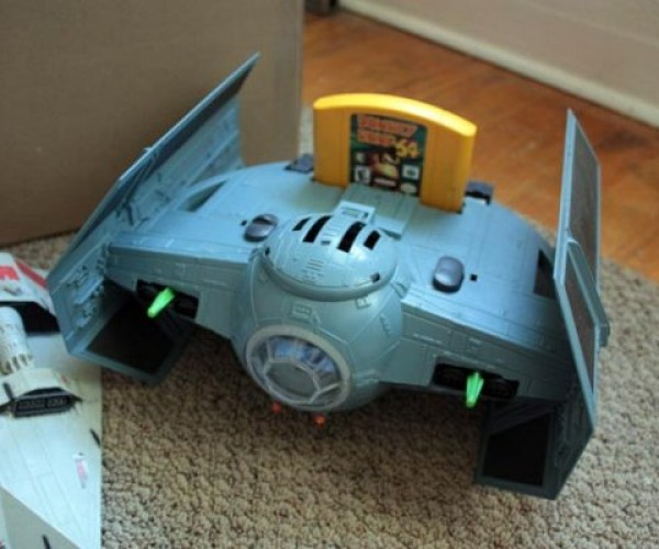 N64 Tie Fighter and Snow Speeder: The N-Pire Strikes Back
