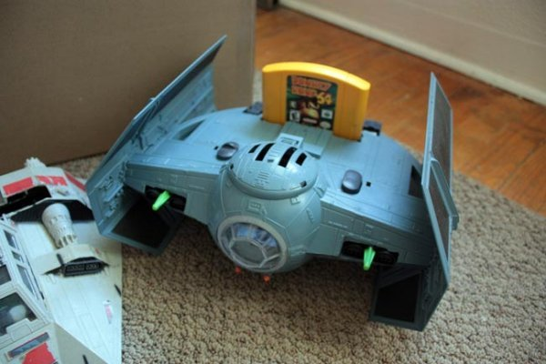 N64 Tie Fighter