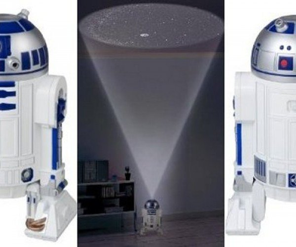 R2-D2 Planetarium Dated and Priced: My God, It's Full of Stars