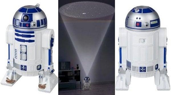 R2d2 Back R2-D2 Planetarium Date...